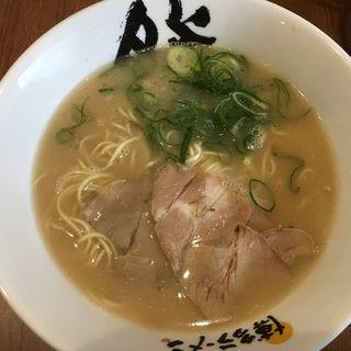 おいしいラーメン(博多ラーメン 膳 周船寺店)