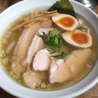 特製塩ラーメン(月麺 (【旧店名】月麺labo))