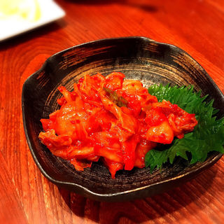 キムチ(博多うどん酒場イチカバチカ)
