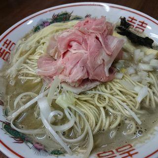 濃厚 チャーシュー 煮干し中華そば (煮干し麺処 まる )
