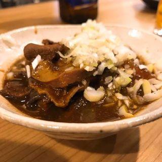 もつ煮(もつ焼 碁ゑん)