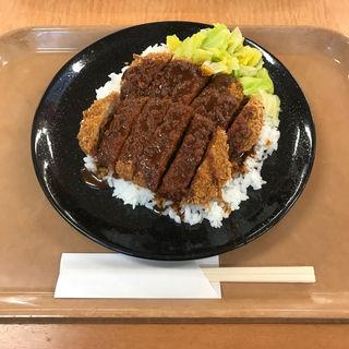 加古川名物かつめし(ダブル)(三木サービスエリア(上り線)スナックコーナー )