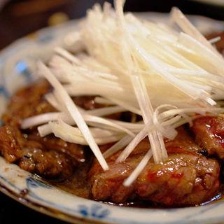 鯨ステーキ(大衆料理 川治 )