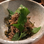 ジャコ高菜