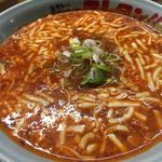 トマトカレータンタン麺