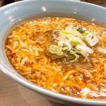 カレータンタン麺(豚骨番長 魂 )