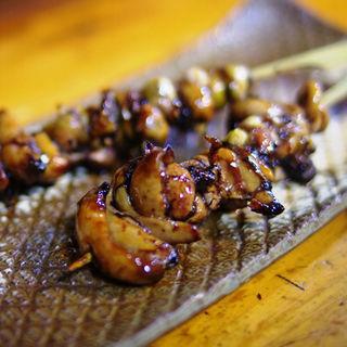 肝焼き(川蝉 (かわせみ))