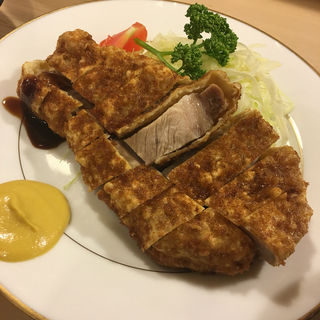 ロースかつ定食(とんき 国分寺店 )