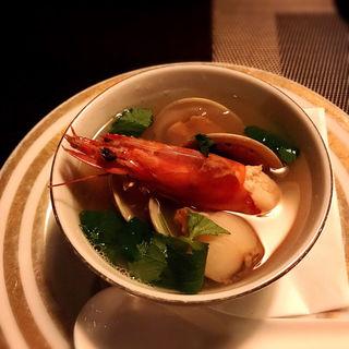 蛤のスープ(カサハラ (kasahara))