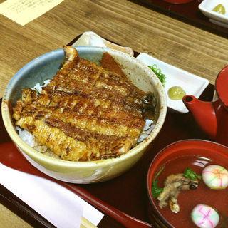 まぶし丼(うな豊 )