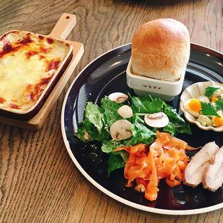 マカロニグラタン(マカロニカフェ&ベーカリー(macaroni cafe & bakery))