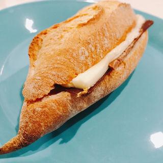 チョコとバターのカスクート(ル パン ドゥ ジョエル・ロブション 渋谷ヒカリエ店)