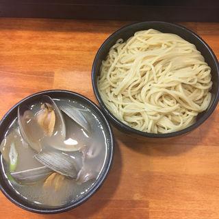 ホンビノス貝塩つけ麺(ラーメン哲史 (ラーメンテツシ))