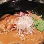 味噌ラーメン(拉麺 黒ノ坊 三軒茶屋店 )