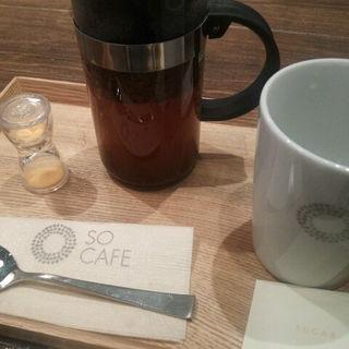 カカオドリンク(SO CAFE)