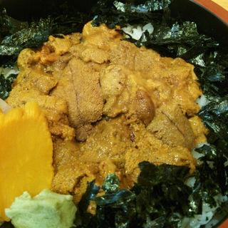 うに丼(すし小川 (すしおがわ))