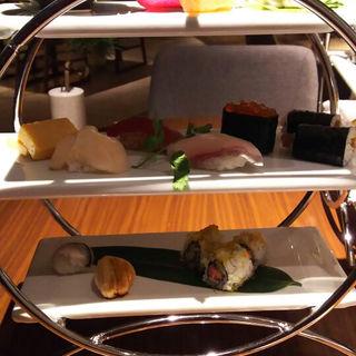 アフタヌーン寿司(日本料理 「十二颯」 ヒルトン東京 )