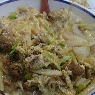 肉丼(中華料理 豚麺)