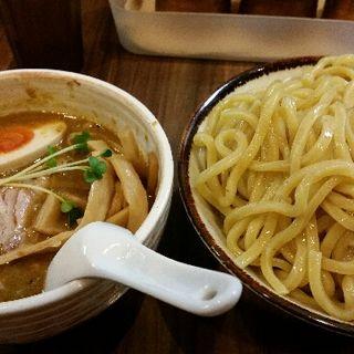 特製カレーつけ麺 大盛り(つけめん 恵那く)