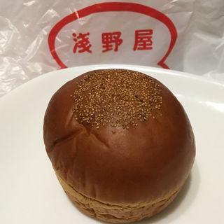 たっぷり粒あんパン(ブランジェ浅野屋 松屋銀座店 (ブランジェ・アサノヤ))