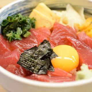 漬け丼(鮪喜 恵比寿店)