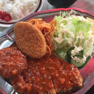 ロータリー定食(ロータリー )