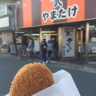 コロッケ(グリルやまたけ 津久野店 )