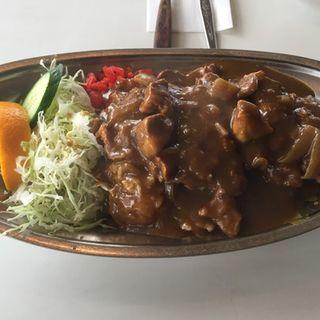 カツカレー(レストラン高砂 )