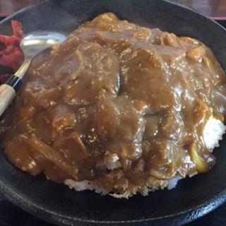 カツカレー(成木食堂 )
