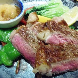ワイルドステーキ 200g(泳ぎイカ 九州炉端 弁慶 )