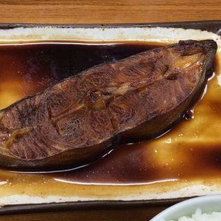カレイの煮付け(丸久食堂 )