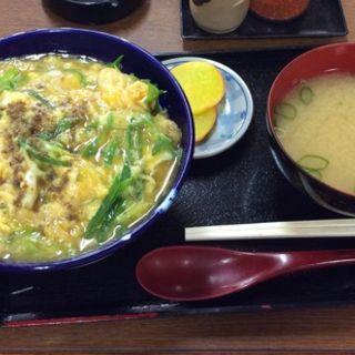 天とじ丼(糸ちゃん )