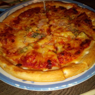 気まぐれピザ(すーぱー百番 (すーぱーひゃくばん))
