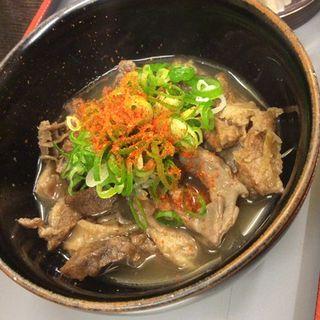 牛スジどて煮(ぶんぷく )