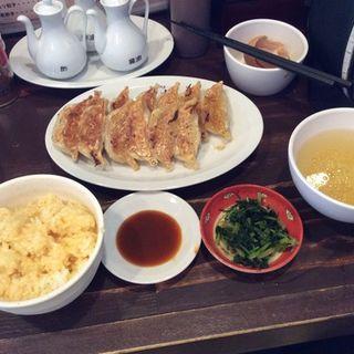 餃子定食(餃子専門店 福吉 )