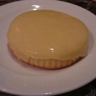 デンマークチーズケーキ(リーレカフェ 三宮店 (LILLE CAFE))