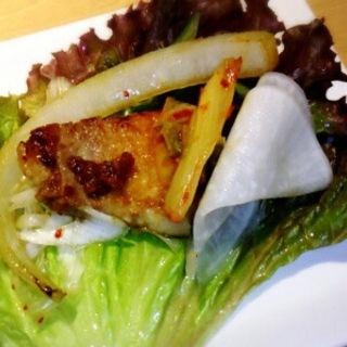 サムギョプサル(KOREAN DINING ミリネ)