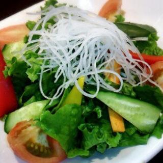 10品目の健康サラダ(筍)