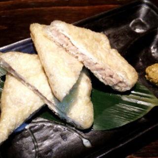 揚げ納豆(桜日和 (さくらびより))