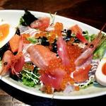 大漁海鮮サラダ(桜日和 (さくらびより))