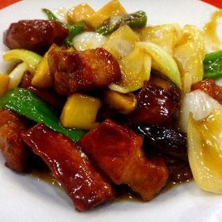 上酢豚(栄理)