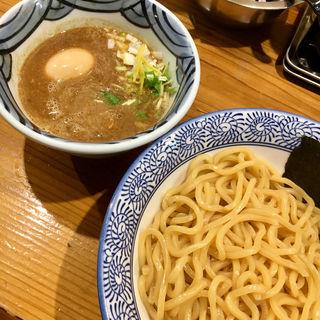 濃厚味玉入つけ麺(道玄坂マンモス)