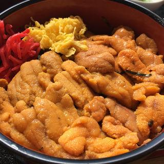 うに丼(海鮮丼 ととや (かいせんどん ととや))
