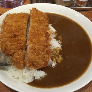 カツカレー(カツカレー 丁屋 県庁前店 (チョウヤ))