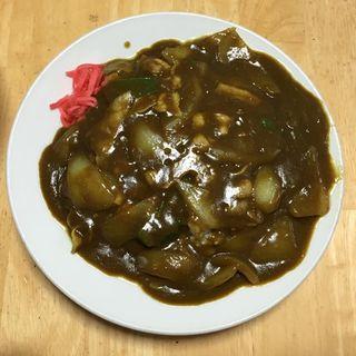 カレーがけ中華飯(大仙 )