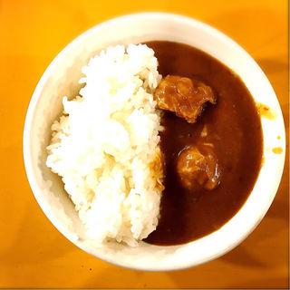 茶碗カレー(ひつじもん )