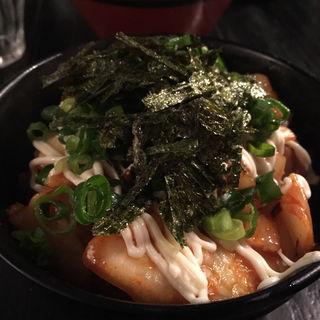 チャーマヨ丼(麺屋じぇにー )