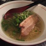 塩ラーメン(麺屋じぇにー )