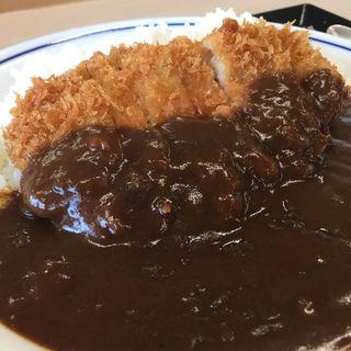 カツカレー (梅)(かつや 大阪泉佐野店 )