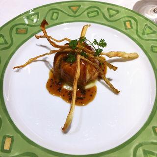 おすすめコース前菜3(レストラン ラ・カンサトゥール (Restaurant LA KANCATOUR))